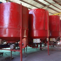 Hornos secadores con inyección de aire