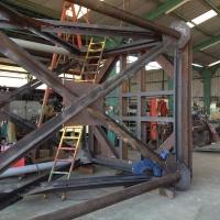 Trabajos estructurales